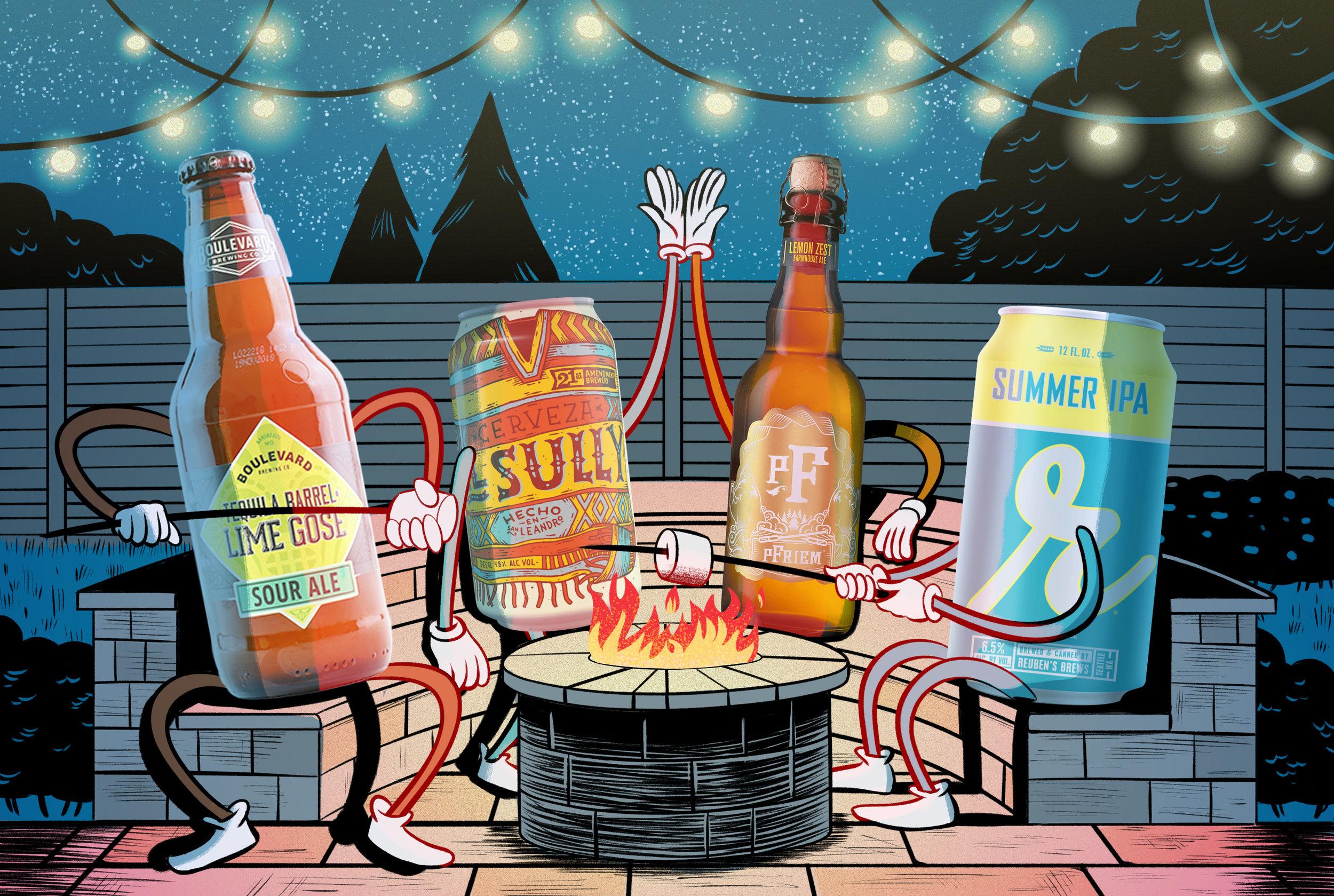 Best Summer Backyard Beers