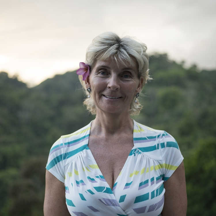 Lana Wedmore - Fundadora Luna Lodge
