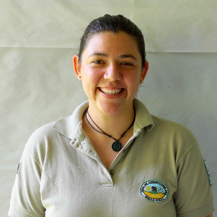 Stephanie Mory - SINAC    Info