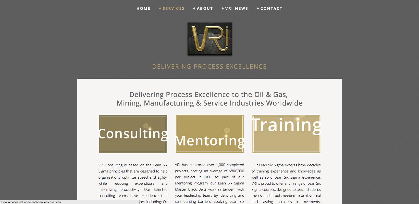 VRI Services Overview