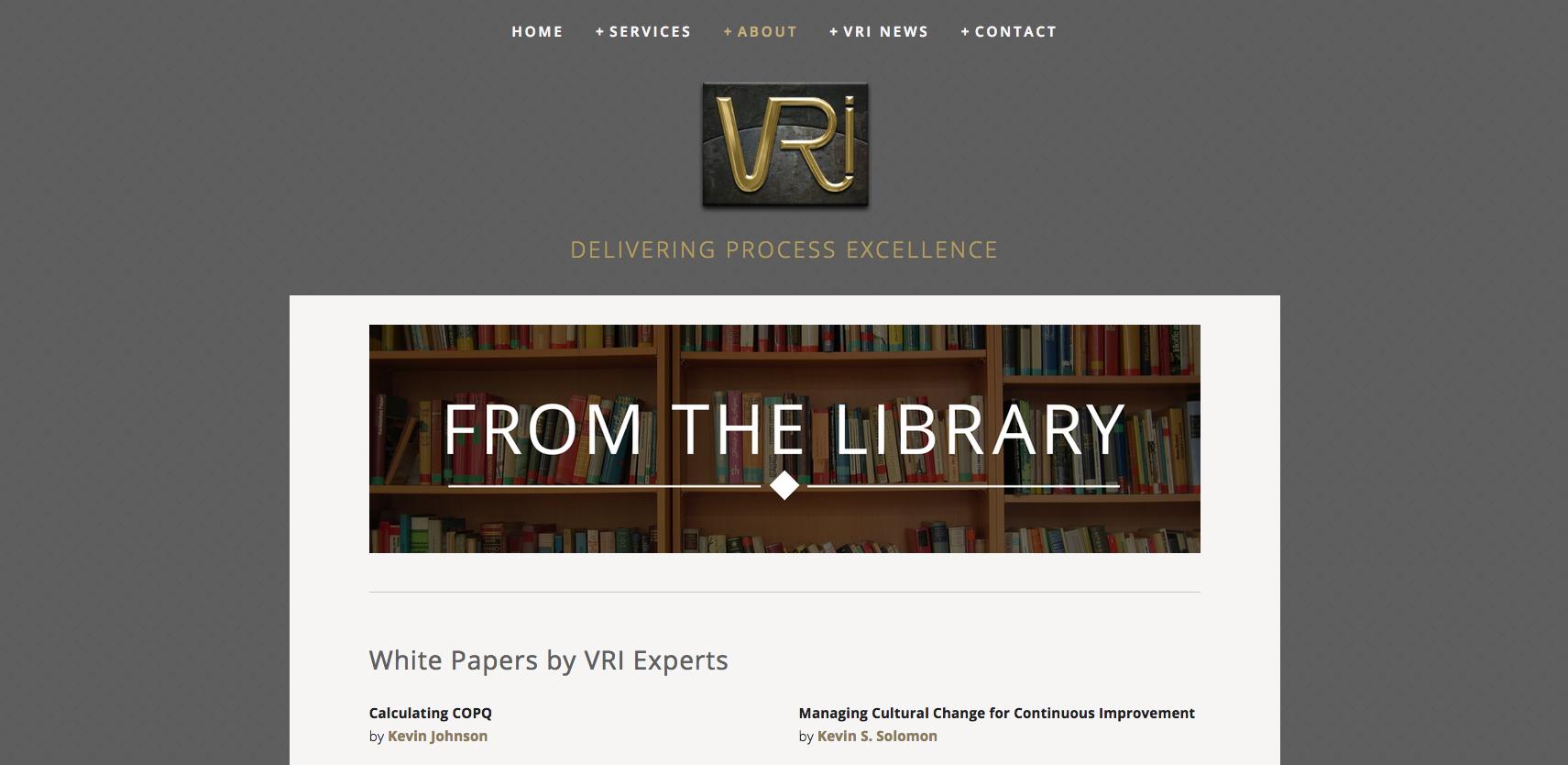 VRI Resources