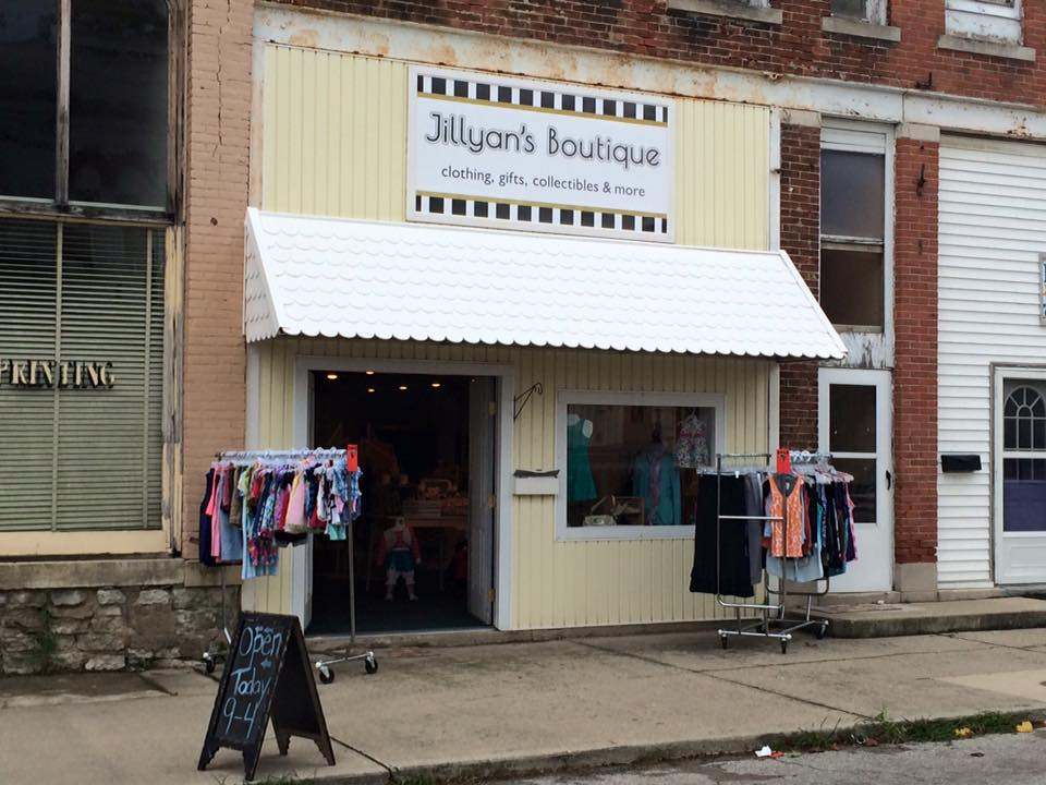 Jillyan's Storefront