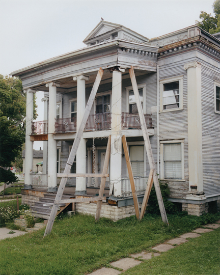 Old White House from Gregory Halpern's A collection