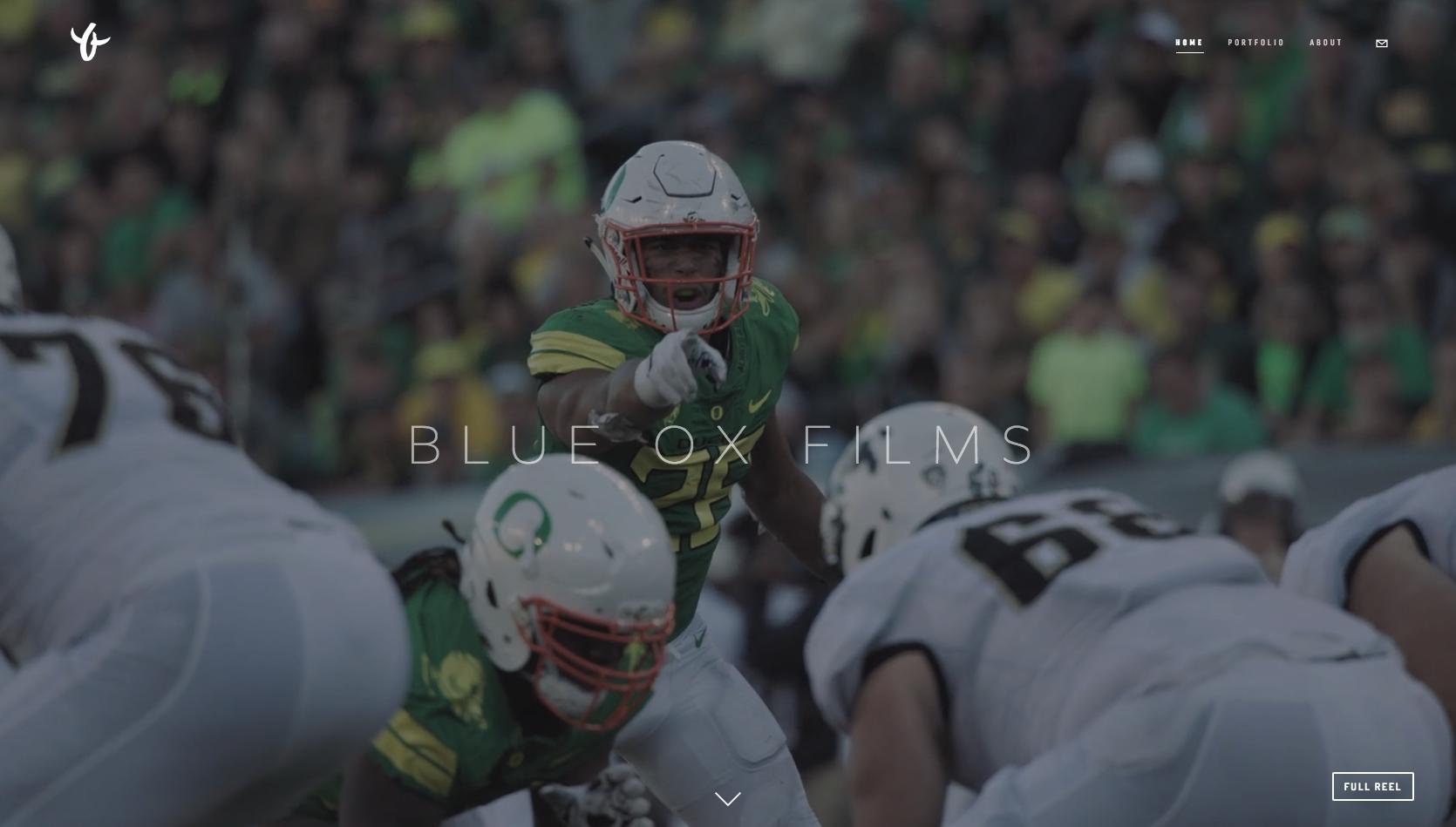 Blue Ox Films Reel Shot