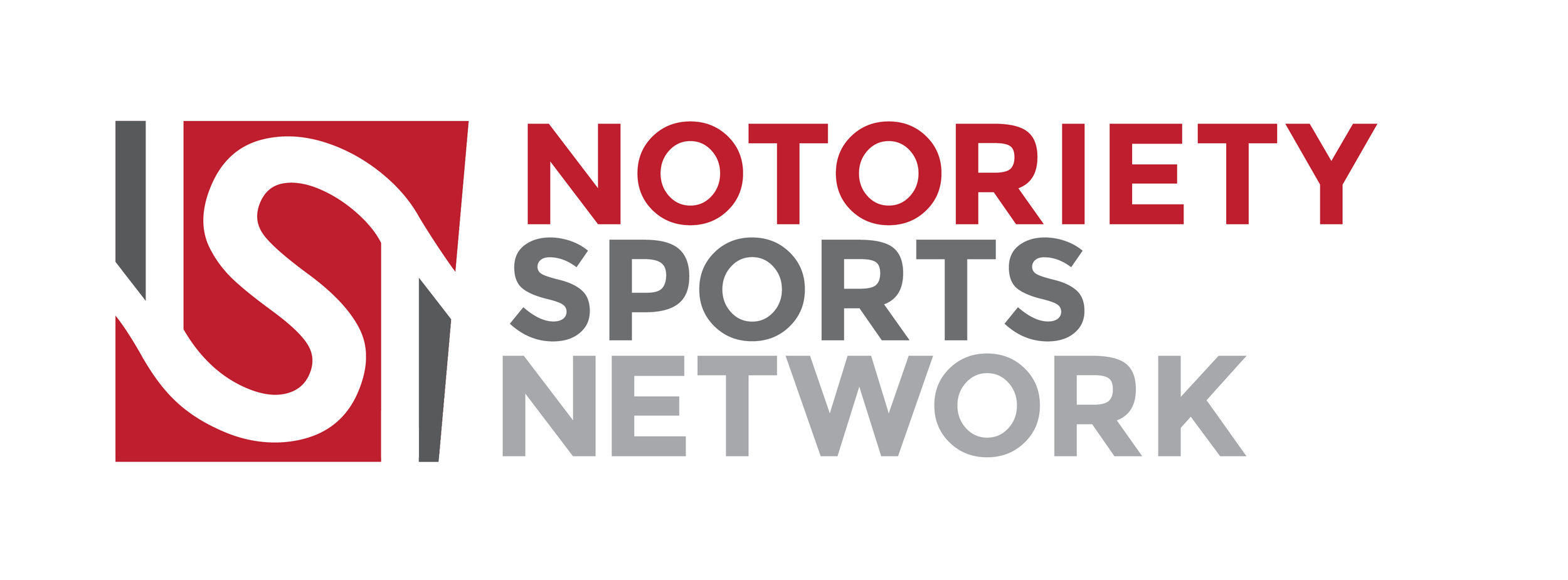 Notoriety Sports Network full logo