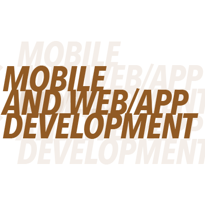 Mobile and Web/App Development - This part of the website and app process is vital and sometimes can seem to get lost in the shuffle. We depend and rely on this part of the process to implement and execute a thought out game plan for almost every project we have come our way.