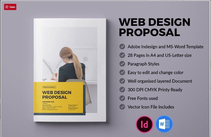 Creative Market Proposal Visual