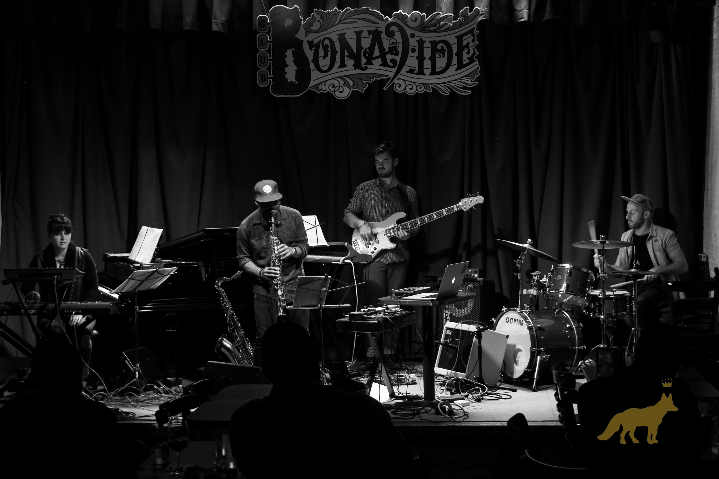 Humankindition live at Club Bonafide. Photo courtesy of Kevin Vallejos