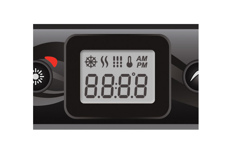 in.k300 LCD screen - Gecko Alliance