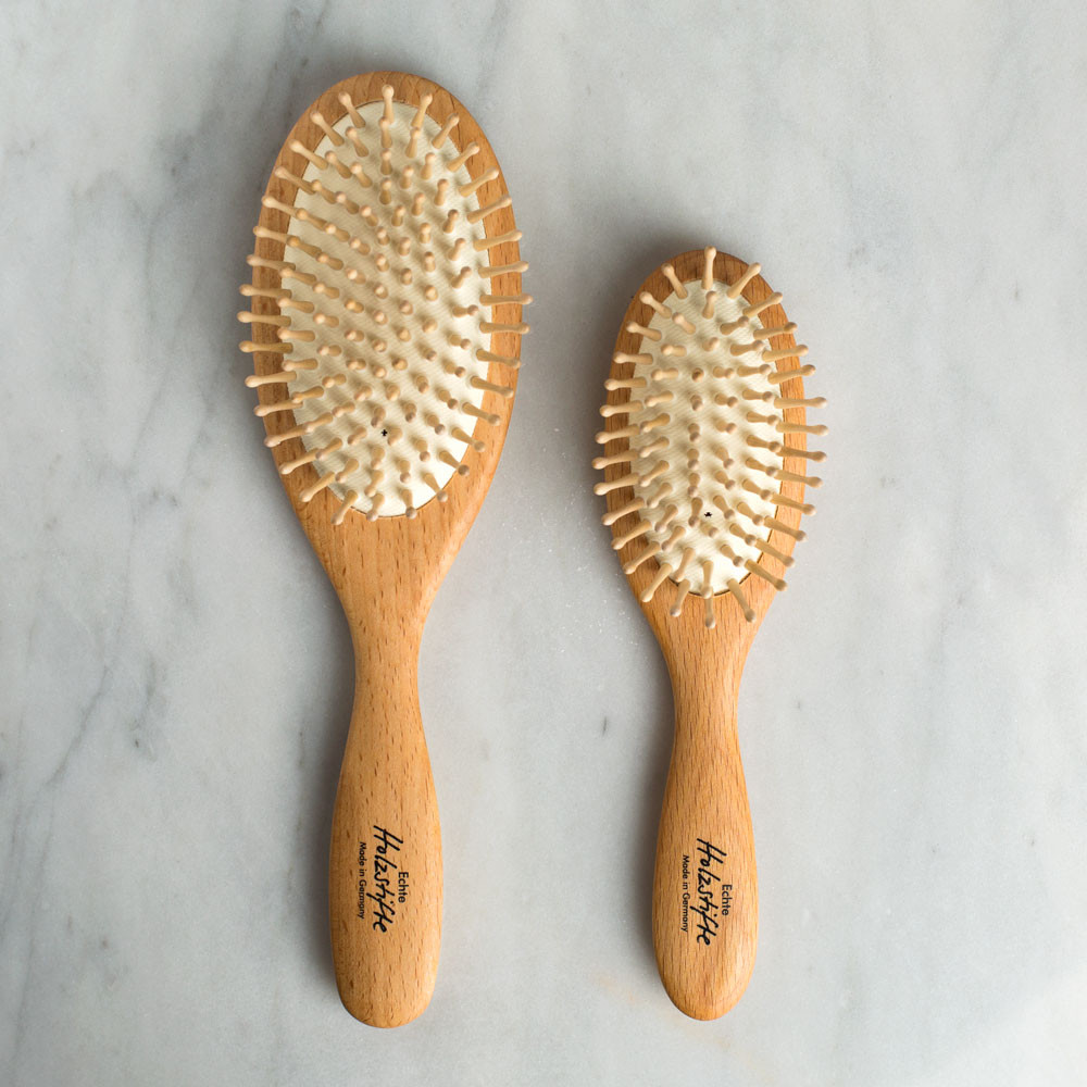 AFTER: Wooden brushes