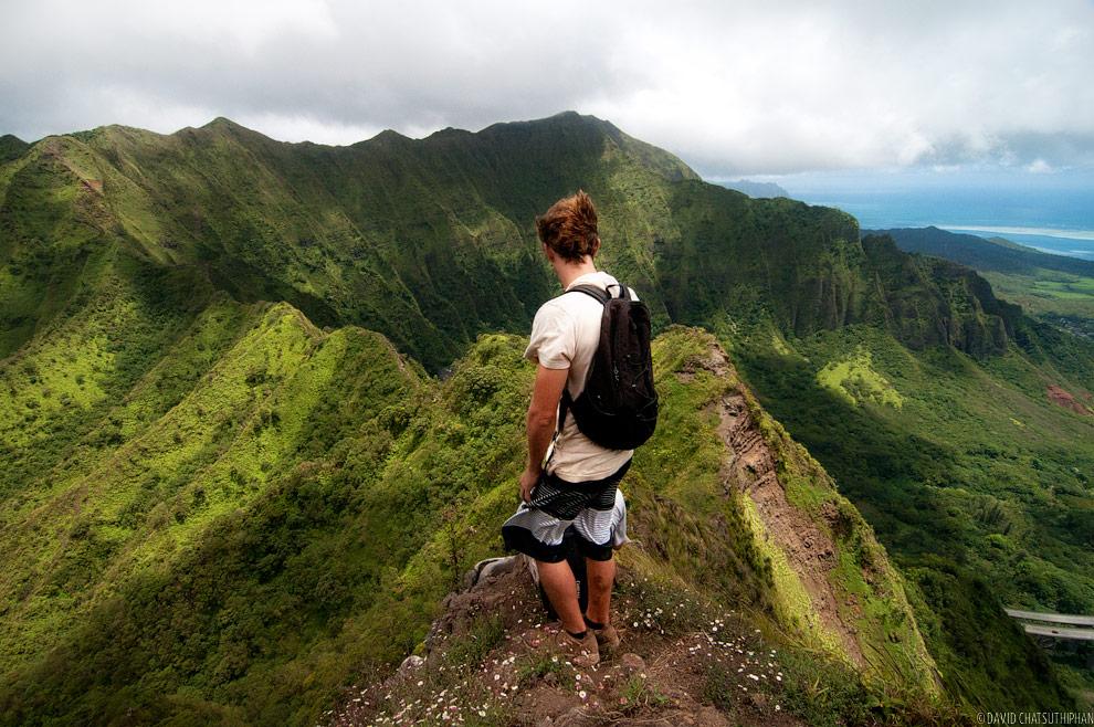 Climb this F-ing Mountain.