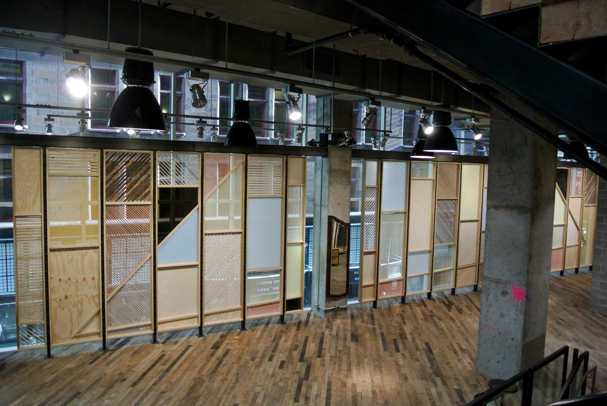 For Urban Outfitters @ 182 Broadway. Collaborators: Daniel St.Croix, et al.