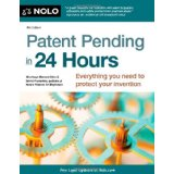 Patent Pending in 24 hours  , by Richard Stim and David Pressman