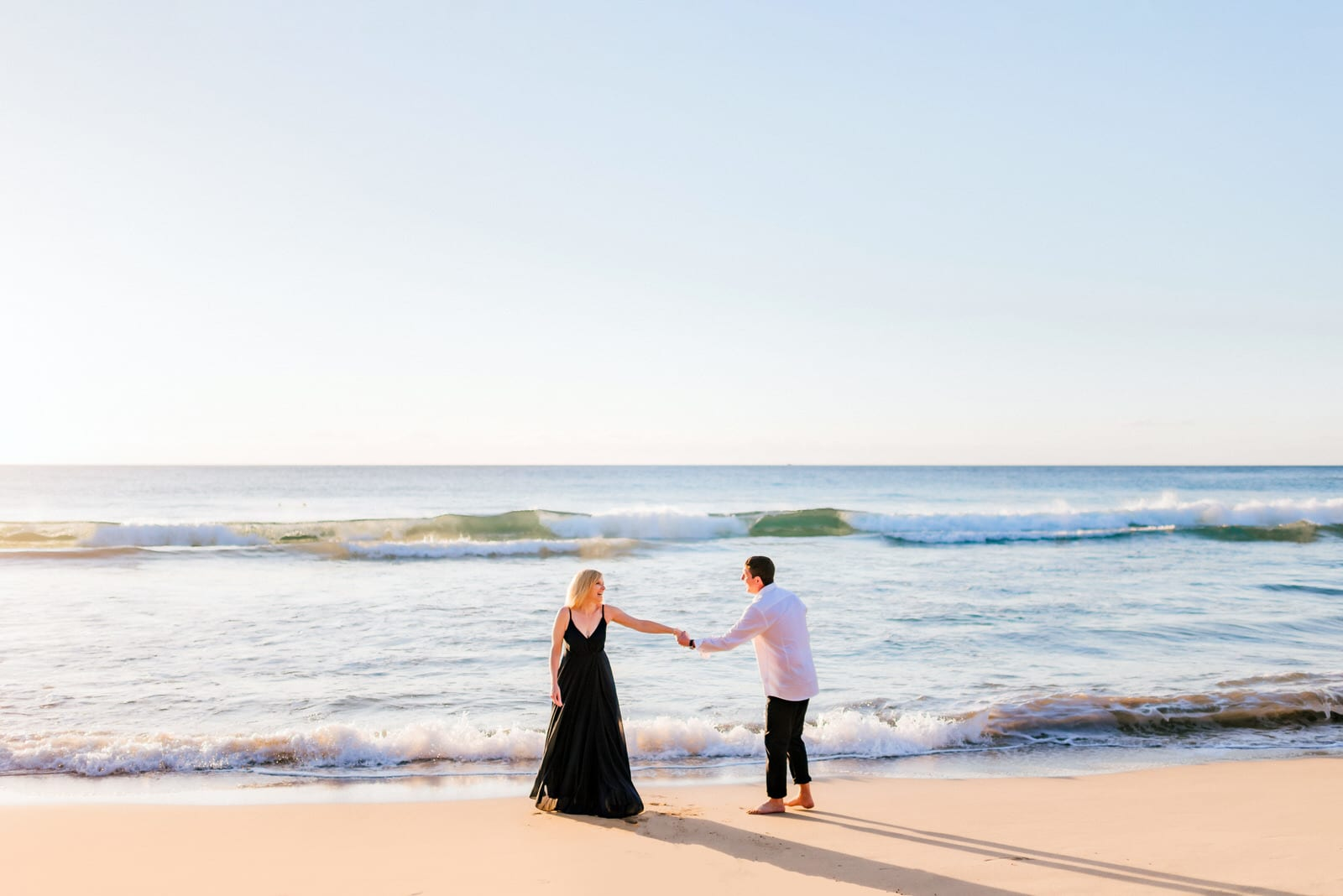kona-engagement-photographer-navy-dress-sunset-7.jpg