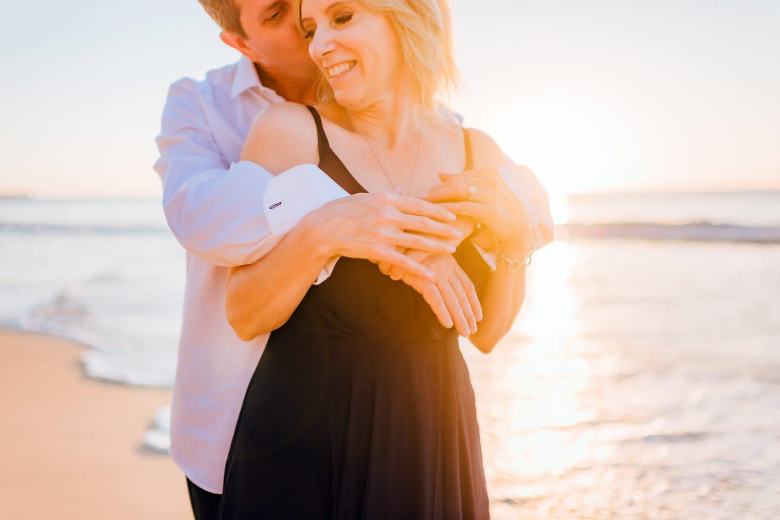 kona-engagement-photographer-navy-dress-sunset-13.jpg
