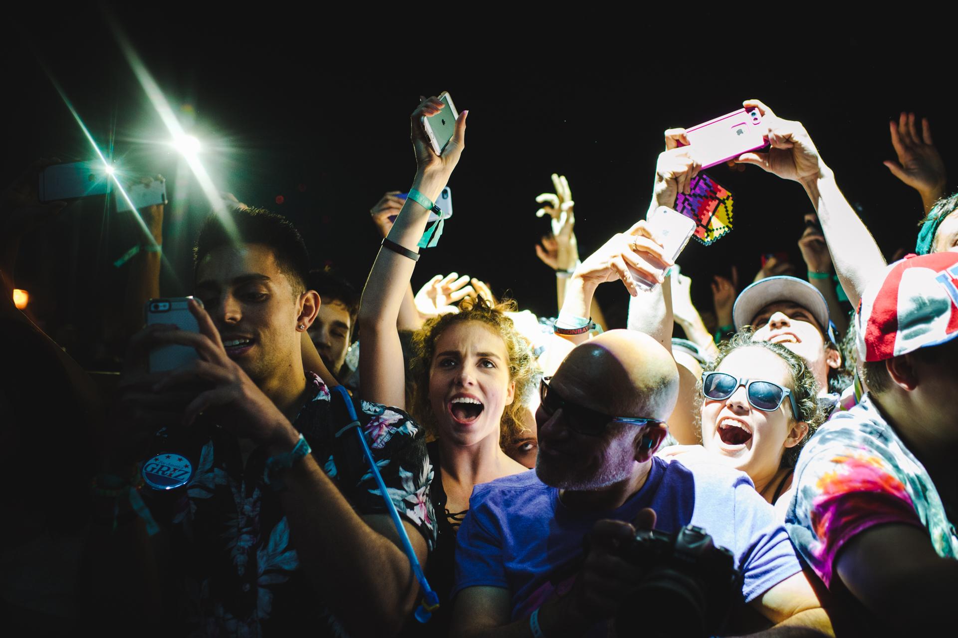 Fans + Phones