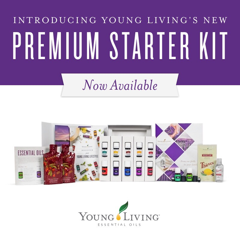 start your oily journey with the amazing premium starter kit starting at  $165 usd.*