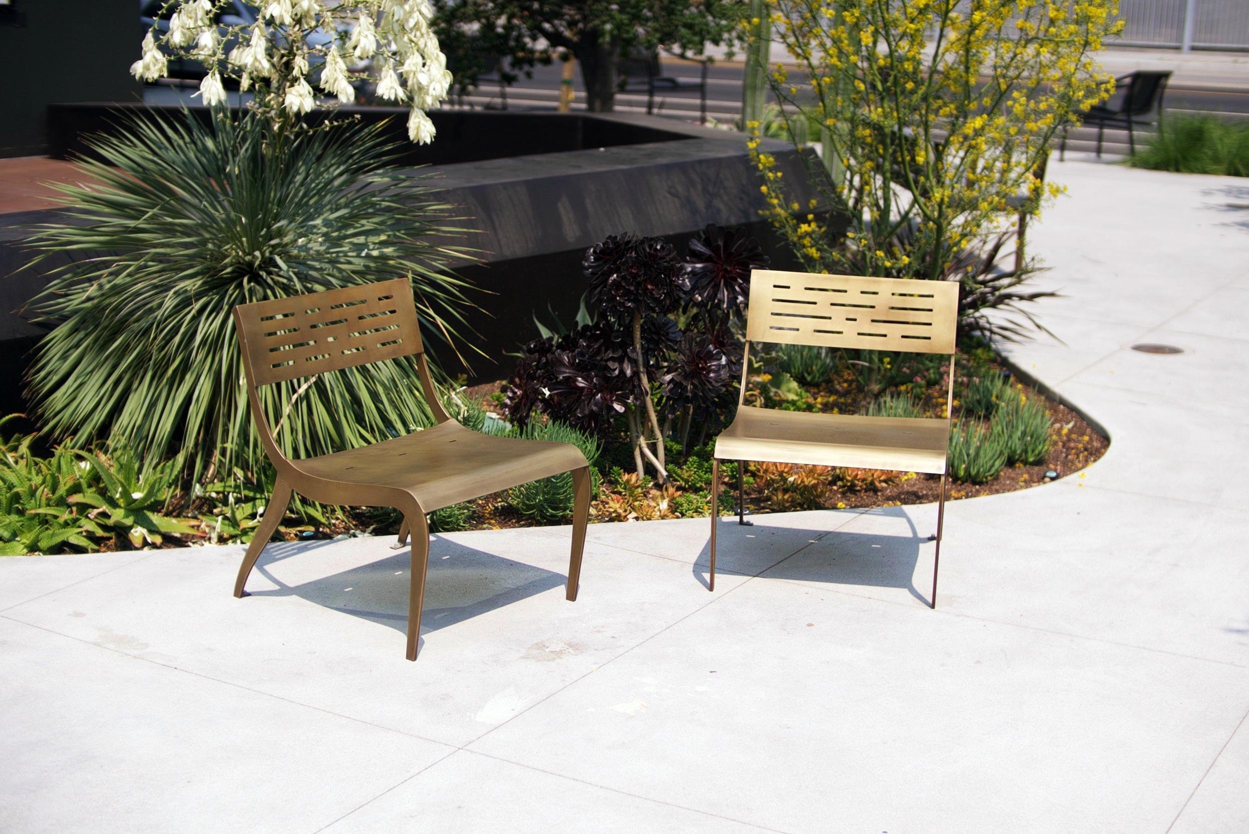 Inyo Chairs at PLATFORM