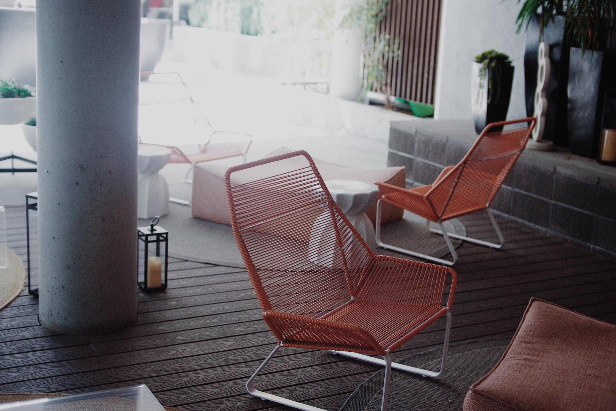 IDV Cord Chairs at Stella