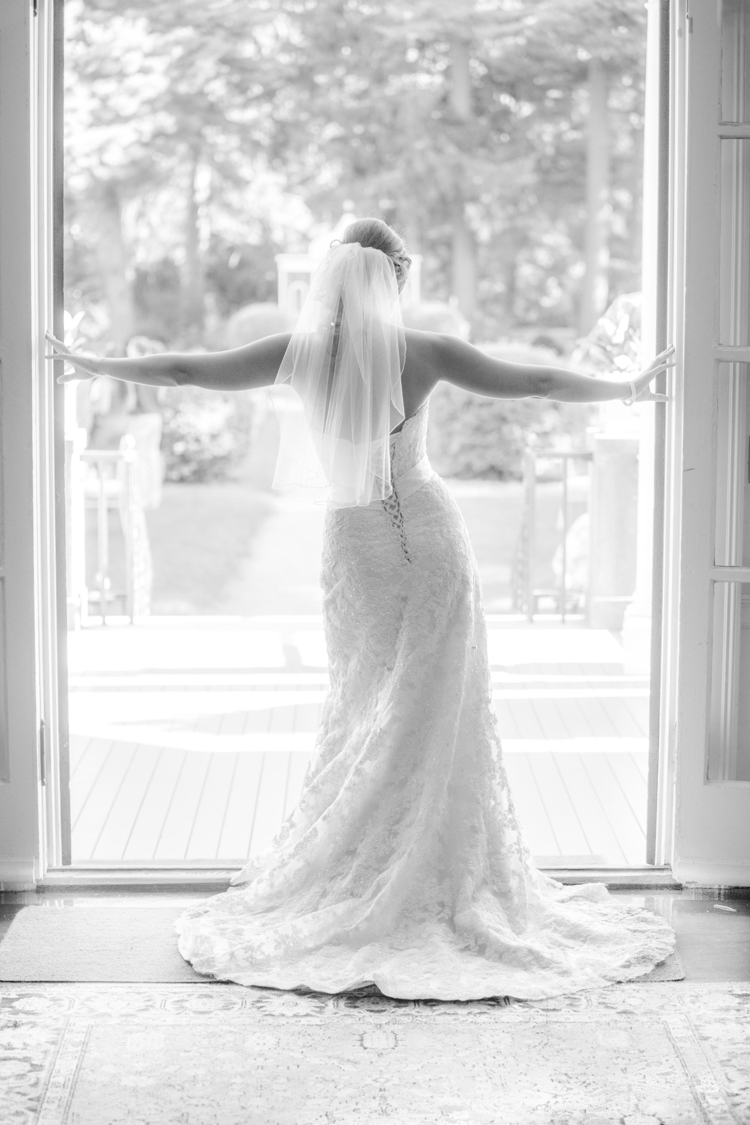 bride doorway portrait glen magna wedding .jpg