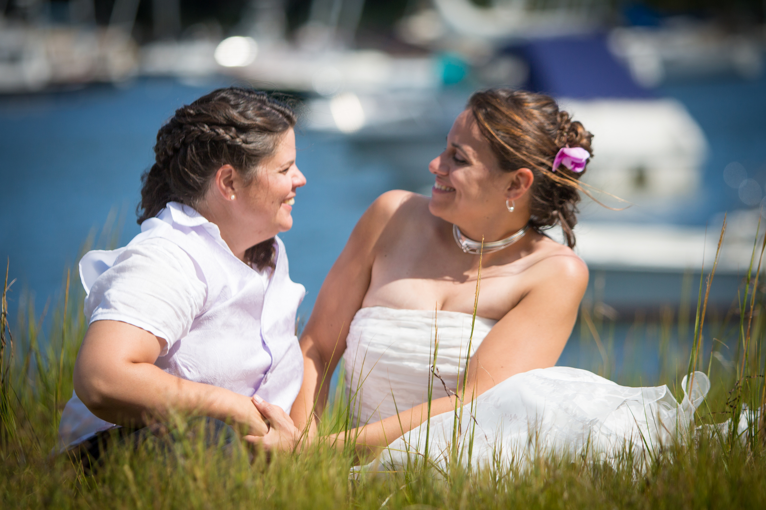 Tuck's Point Wedding Photographer