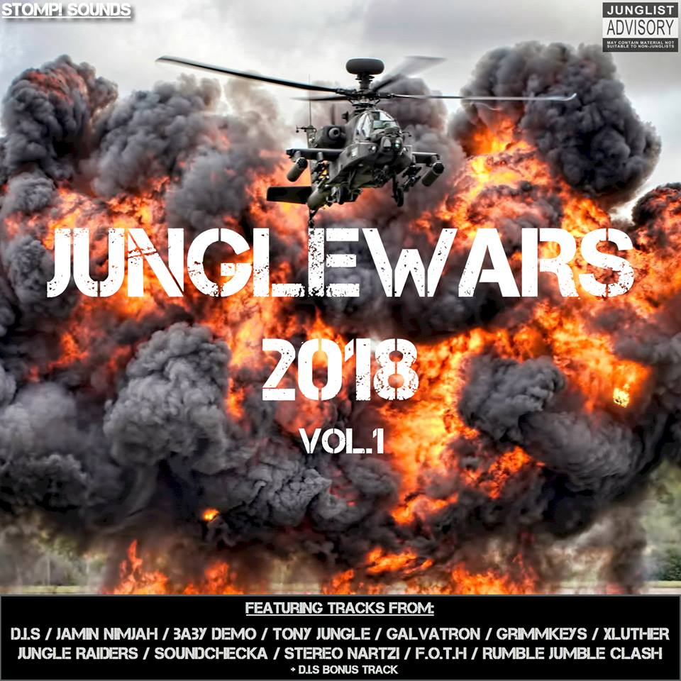 Jungle Wars 2018 Volume One Cover.jpg