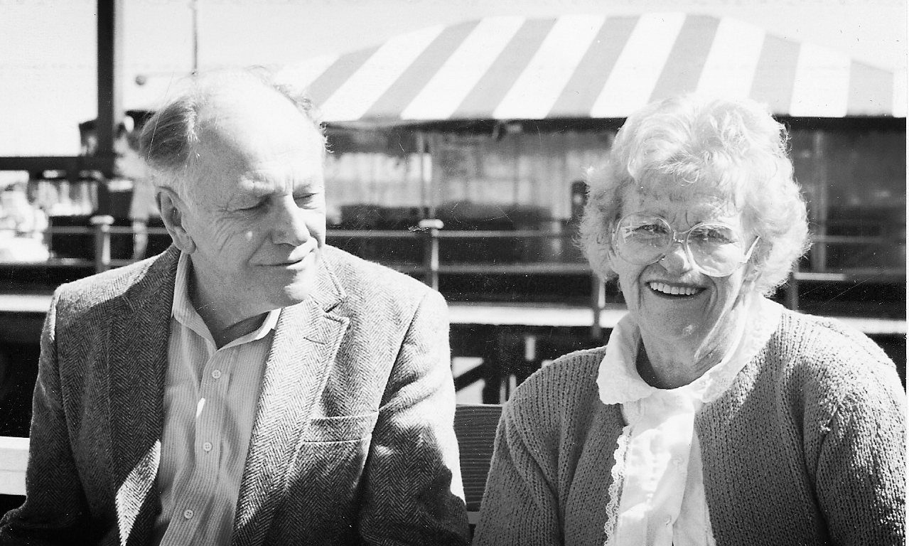 Marge and Don Crispin