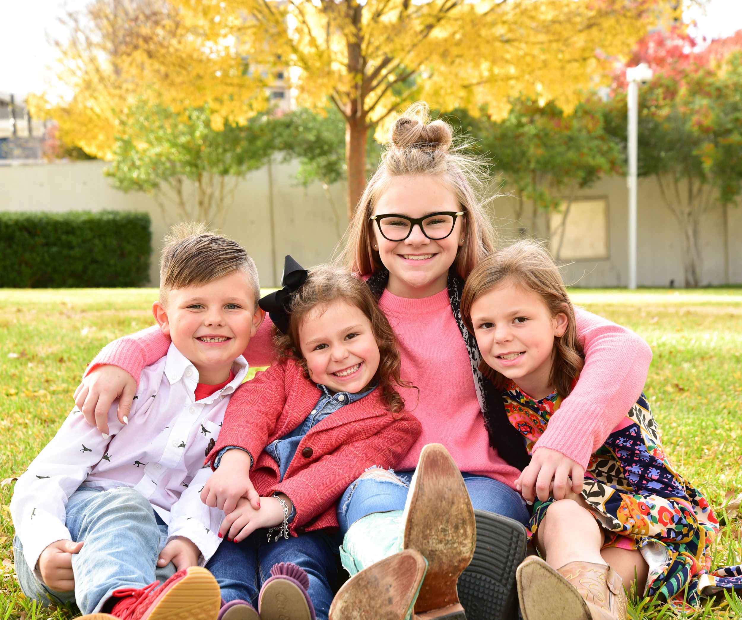 Family Photography in Fort Worth, Texas
