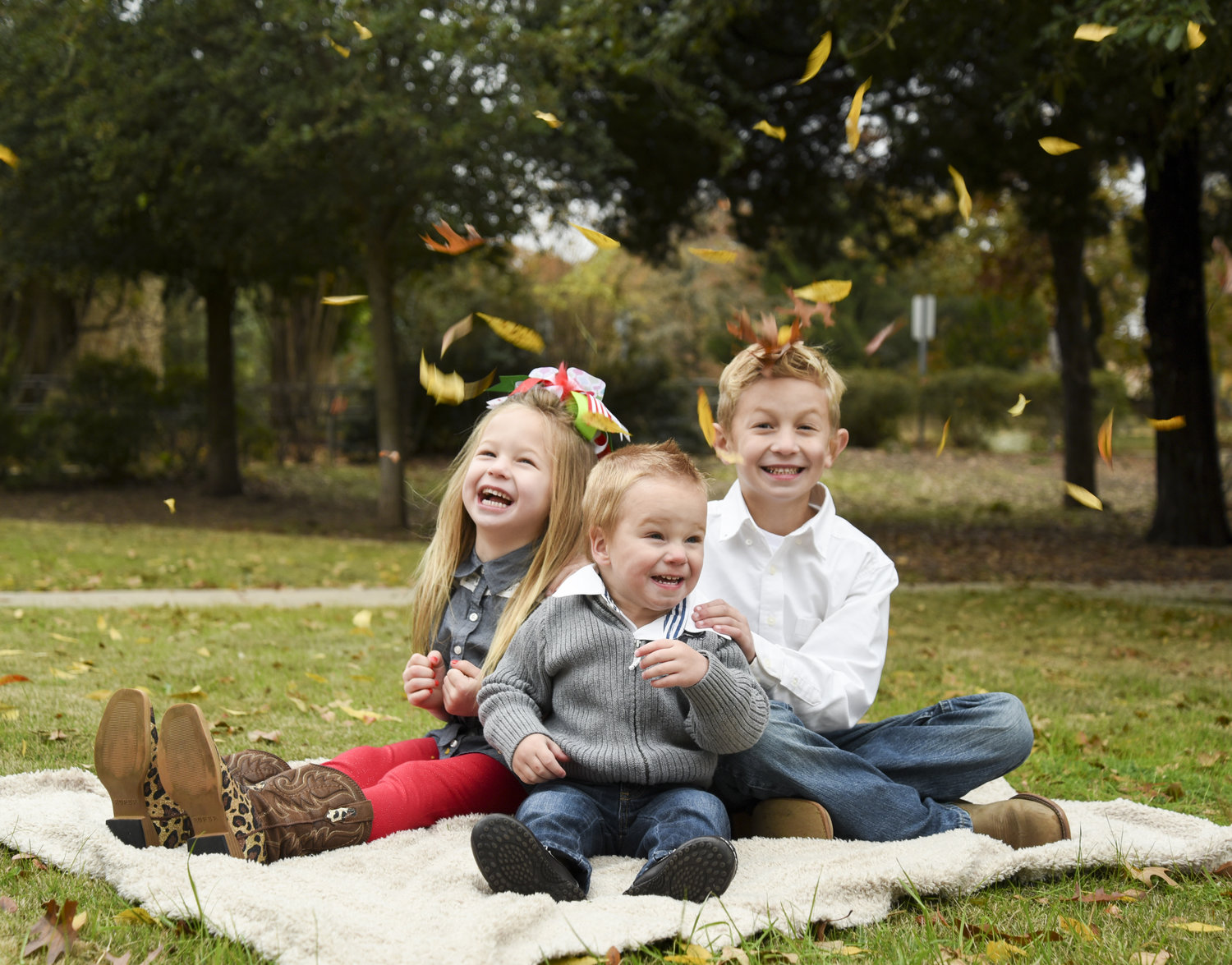 First, get in touch - I'd love to get to know you, answer questions and find the perfect time to photograph your family.