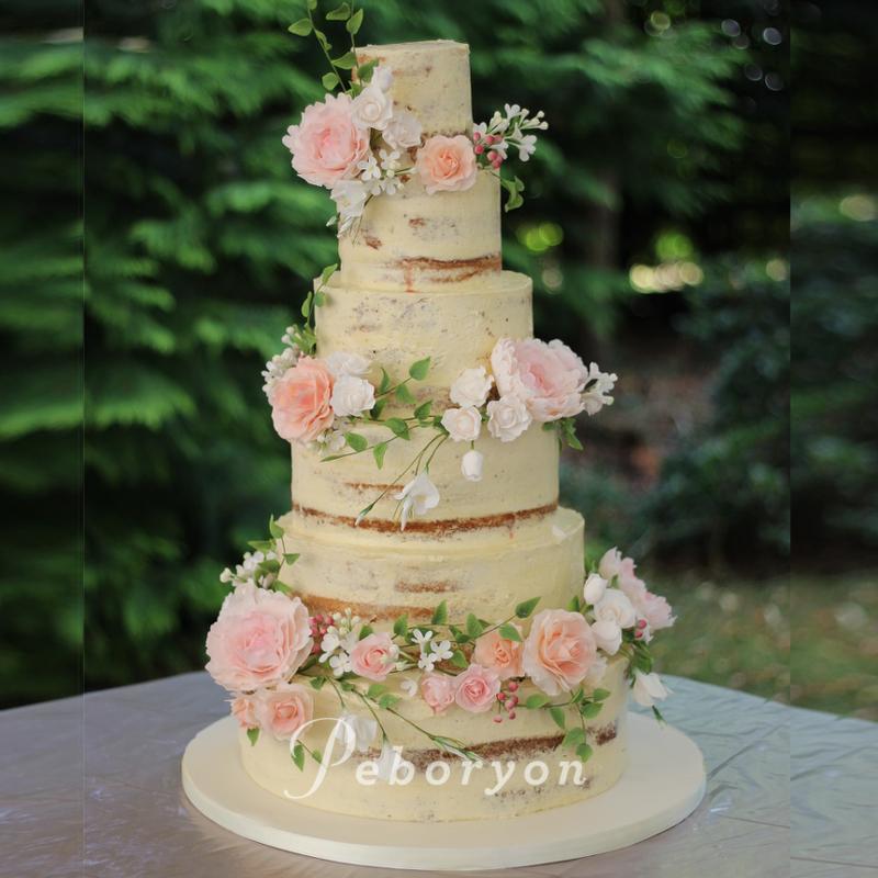 2018-Peboryon-Cornwall-London-Luxury-Wedding-Cake-Food-Story-Kosher-naked-cake-sugar-flowers-Extreme-Cake-Makers-Channel-4.jpg