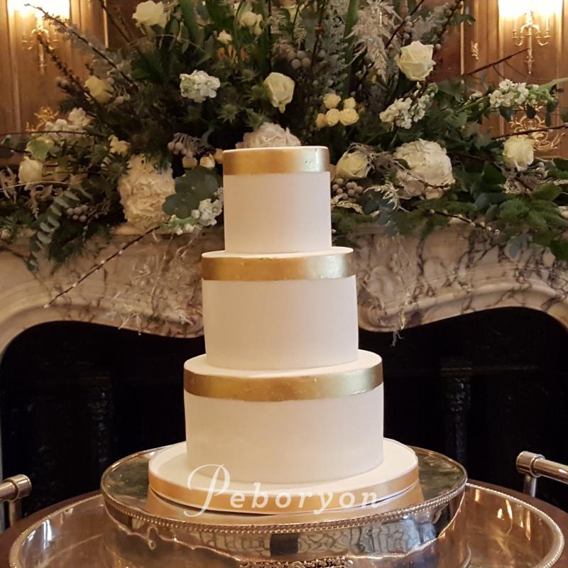 2018-Peboryon-Cornwall-London-Luxury-Wedding-Cake-Claridges-White-Gold-Leaf-Extreme-Cake-Makers-Channel-4.jpg
