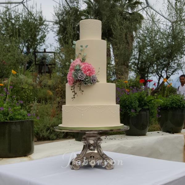 phil_jensen_christine_jensen_peboryon_cornwall_wedding_cake_tropical_eden_project.png