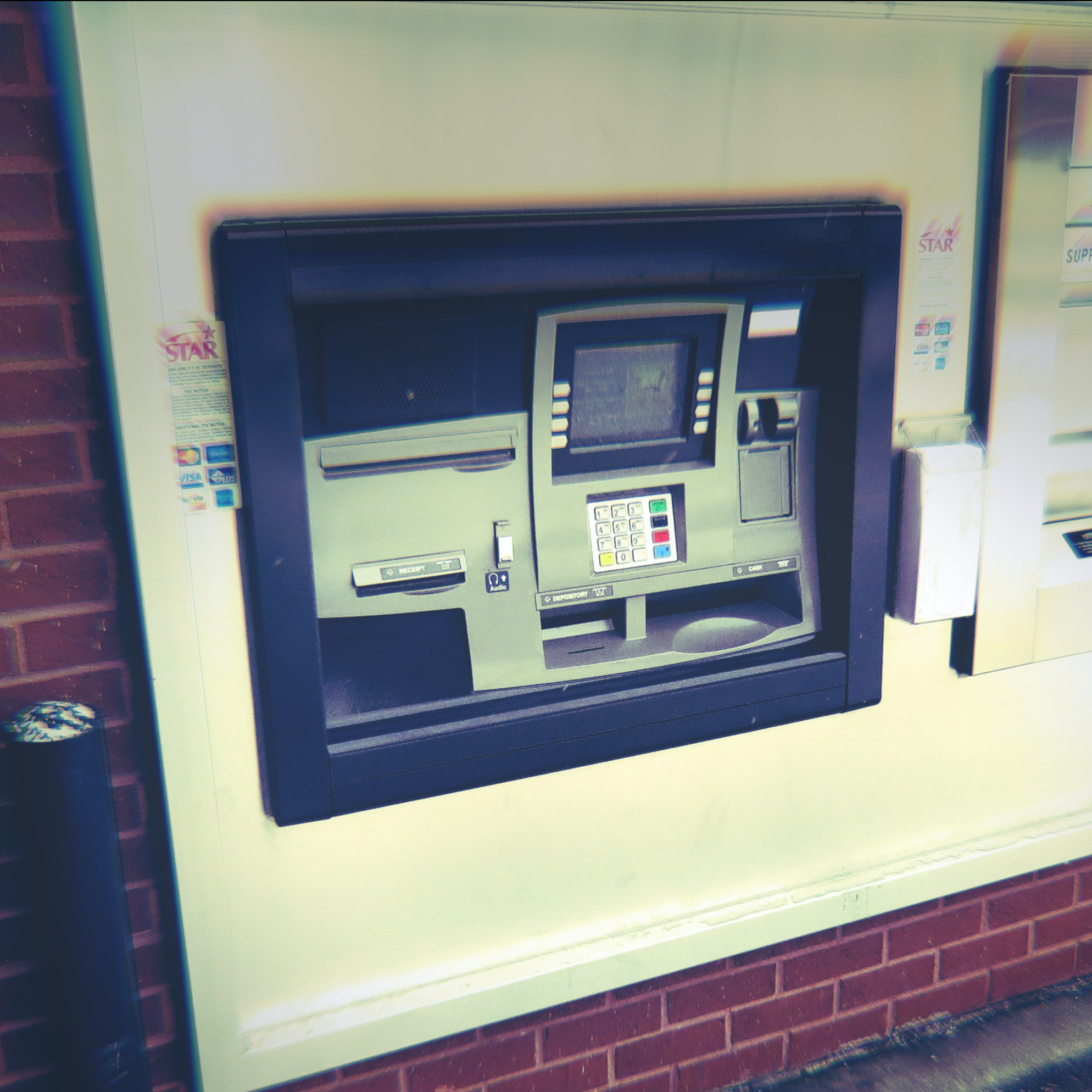 it is 8 p.m.and your customer needs their atm pin reset