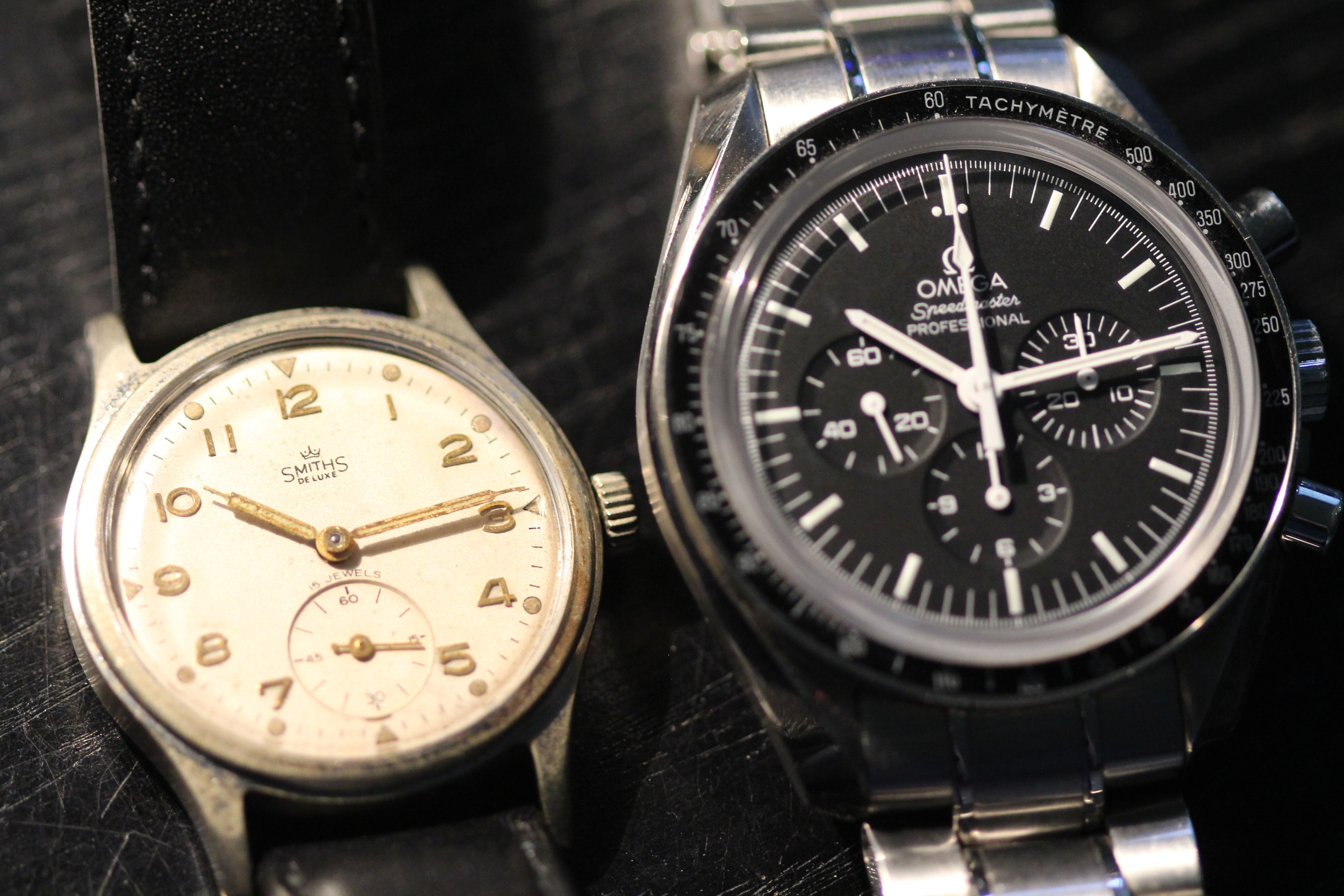 Everest Watch and  Moon Watch