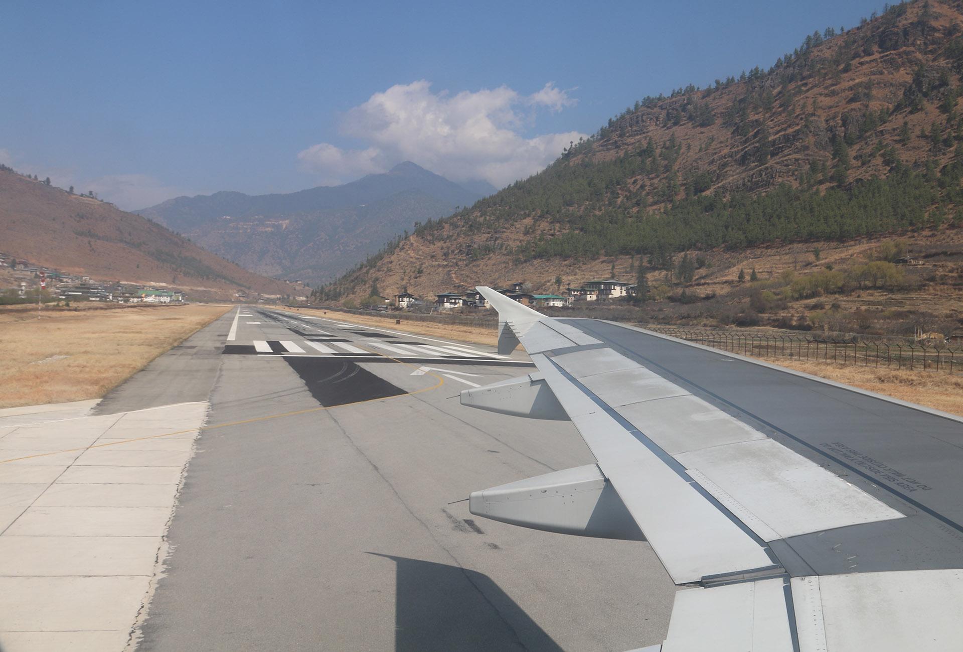 Paro Runway