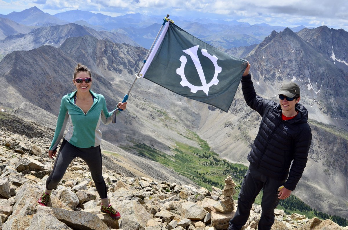 Huron Peak -14,012 feet