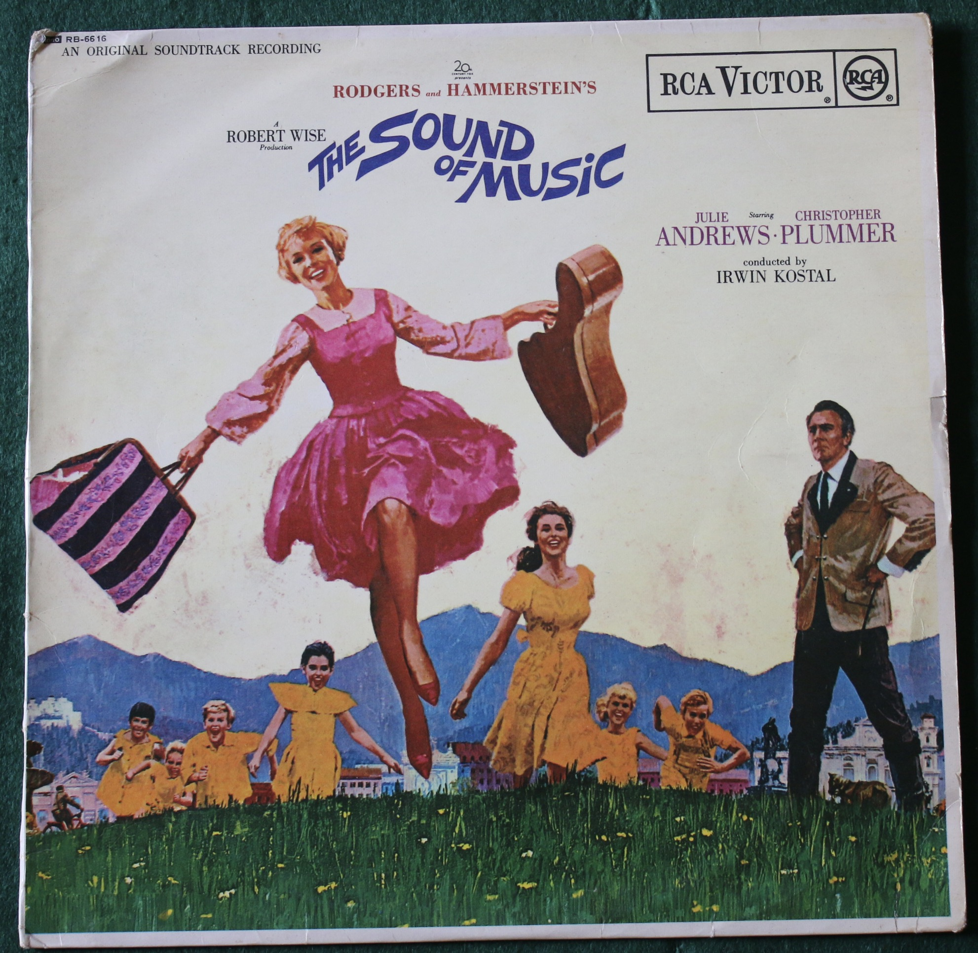 Sound of Music Album (From Tim to Brady)