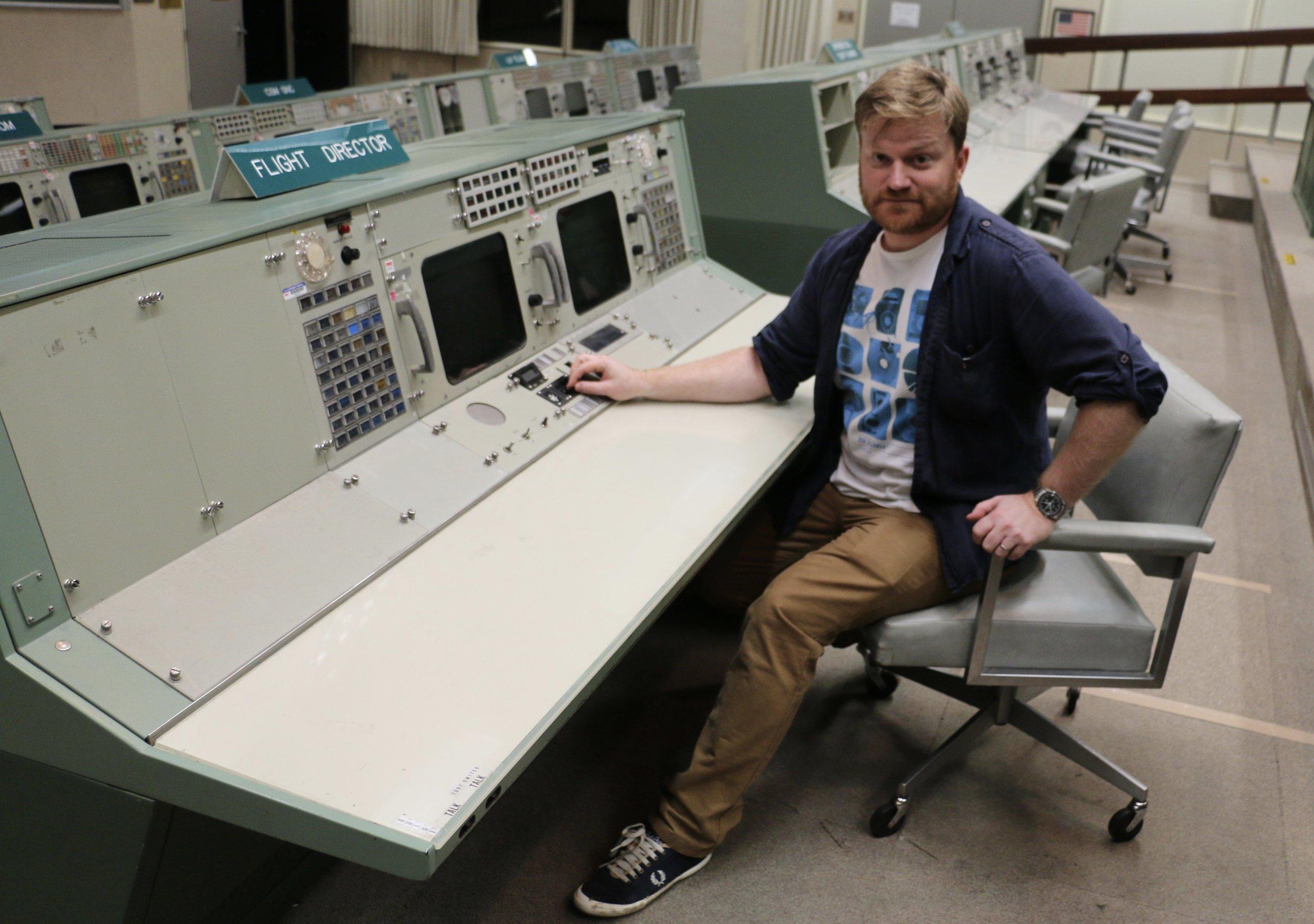 Original Mission Control