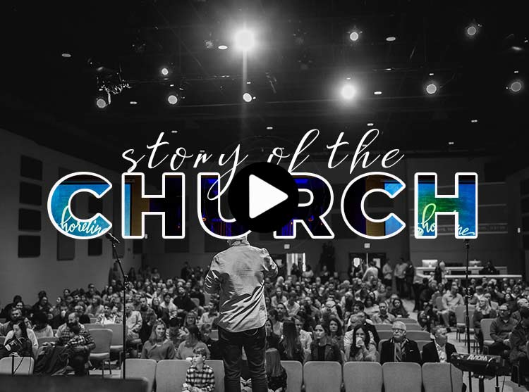 Pastor Jason Hayes shares the story of Shoreline.