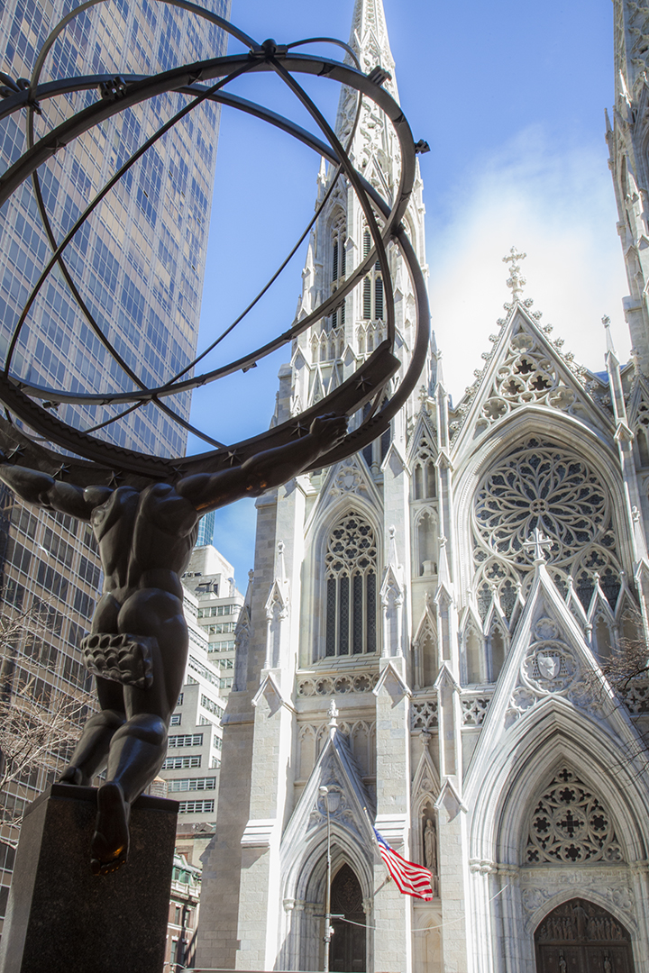 Atlas and the Catholics