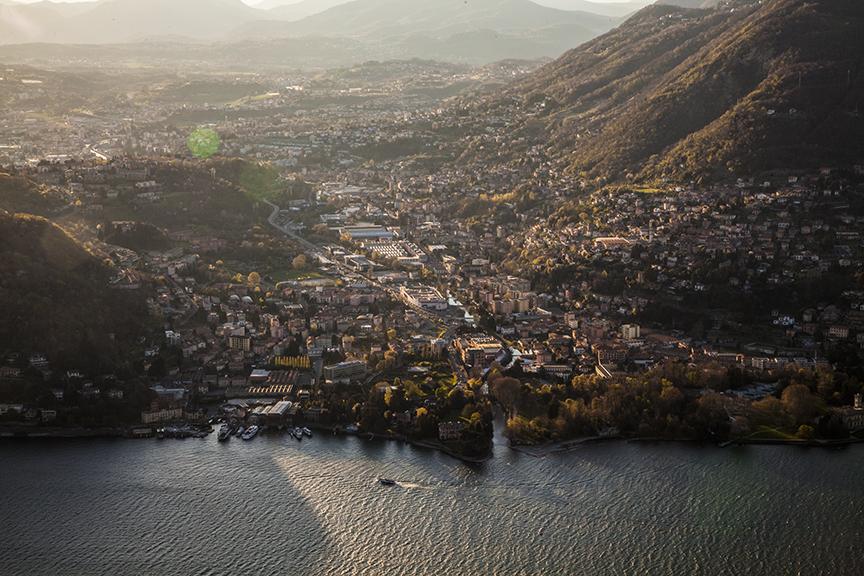 Tavernola & Cernobbio