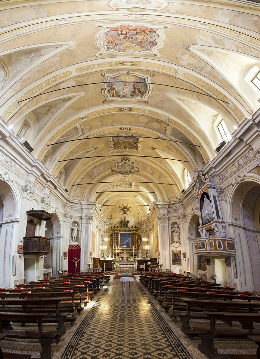 Church myancestors were married in
