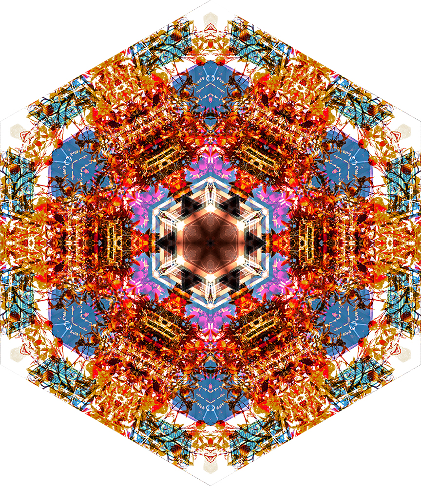Mandala from above picture