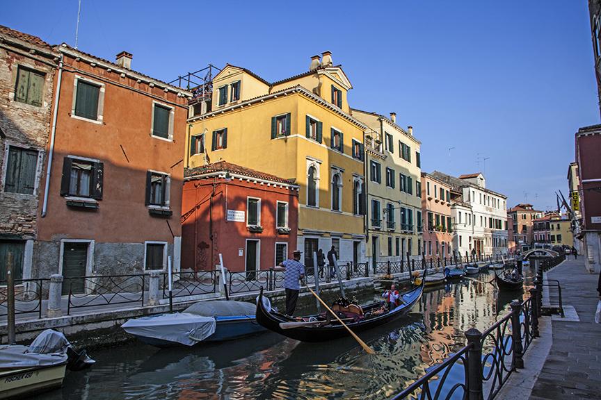Ah Venice, such a lovely city.