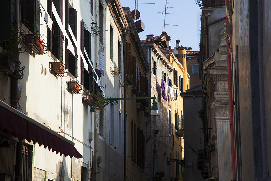 Street lamps,