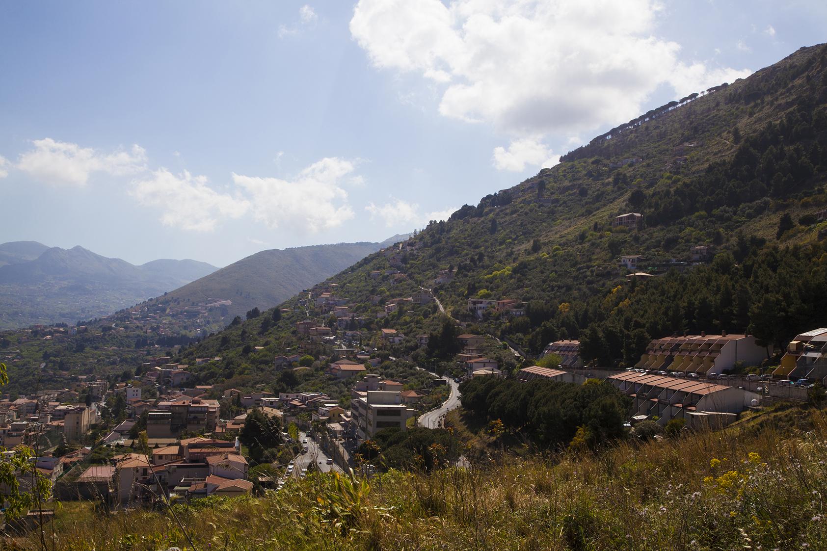 Monreale slope