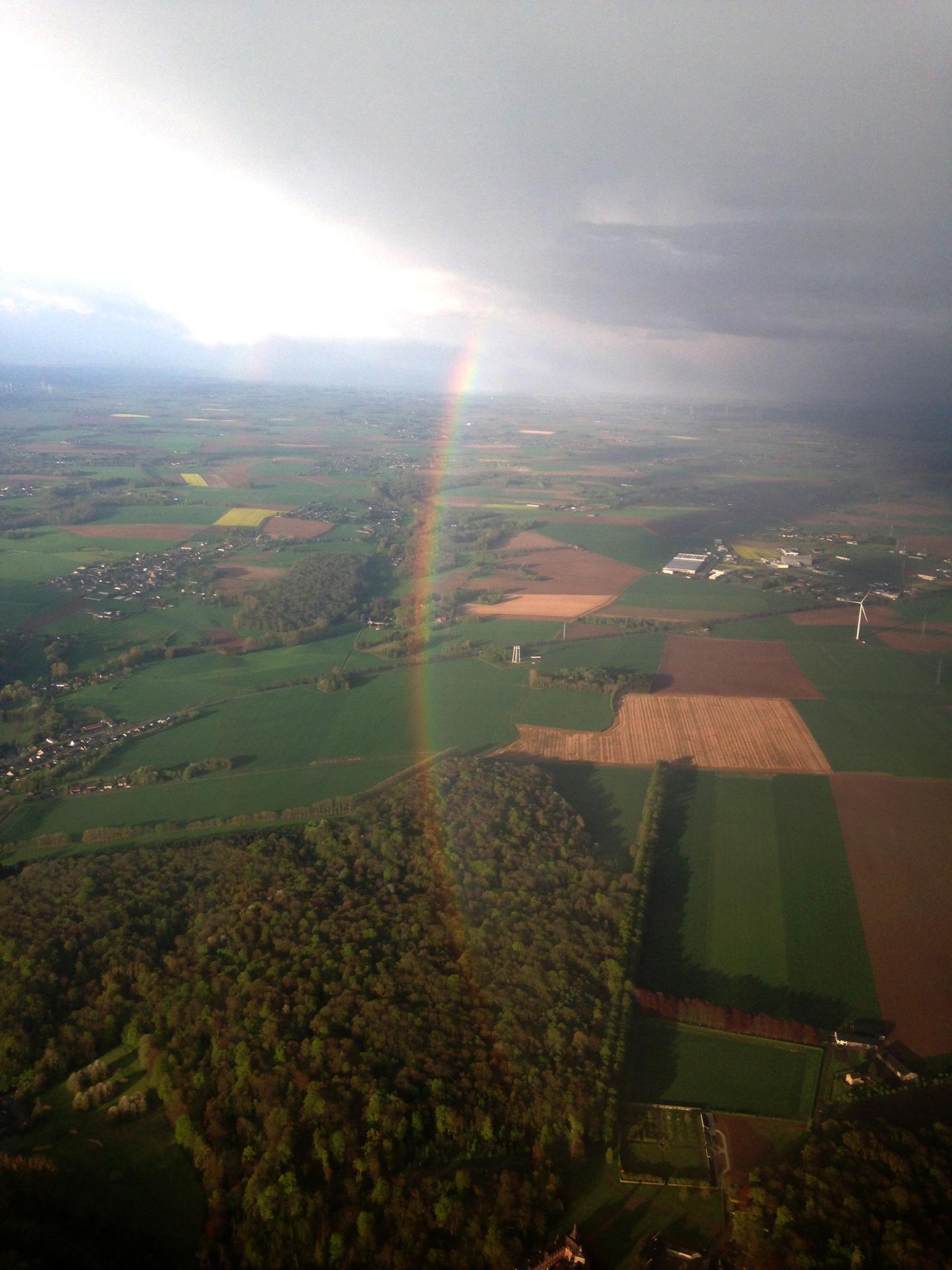 Landing in Belgium, welcome to the lowlands!