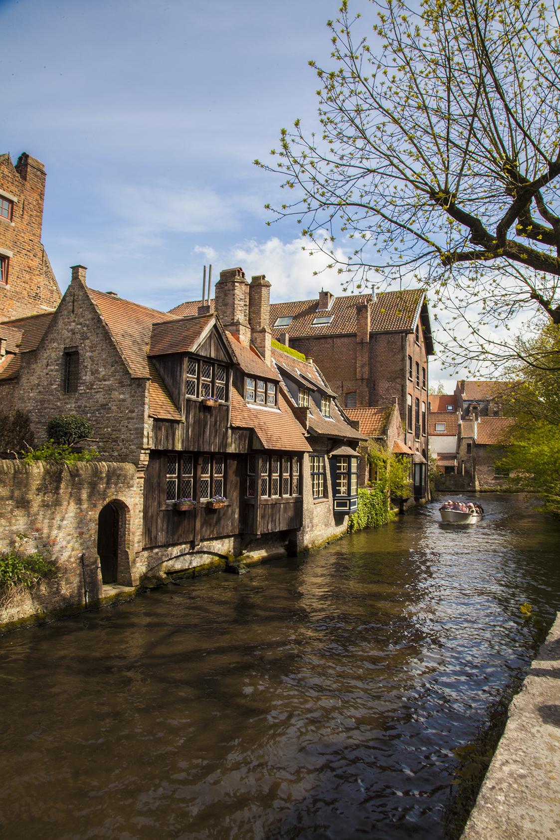 On to Bruges