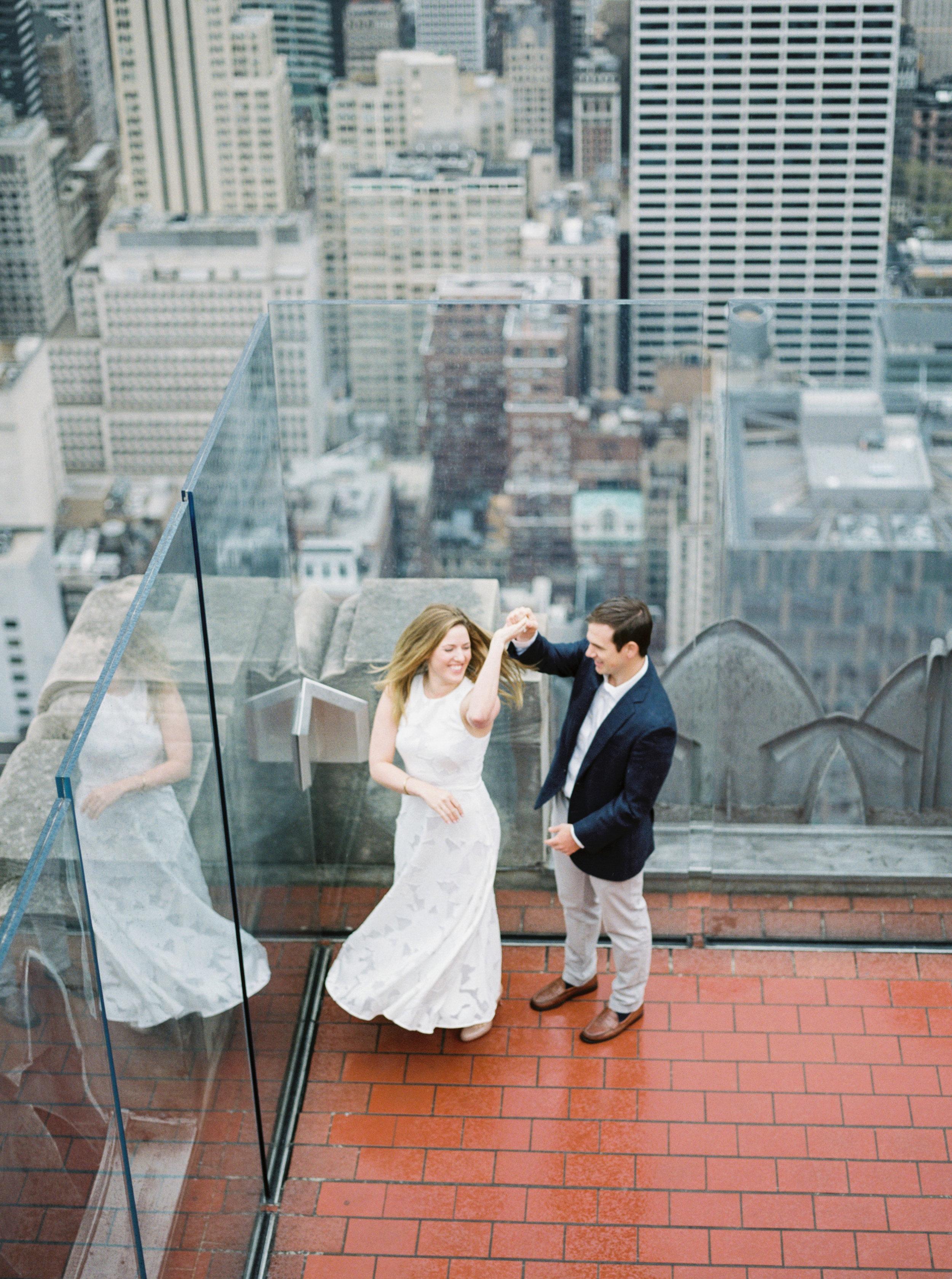 - New York City Engagement -