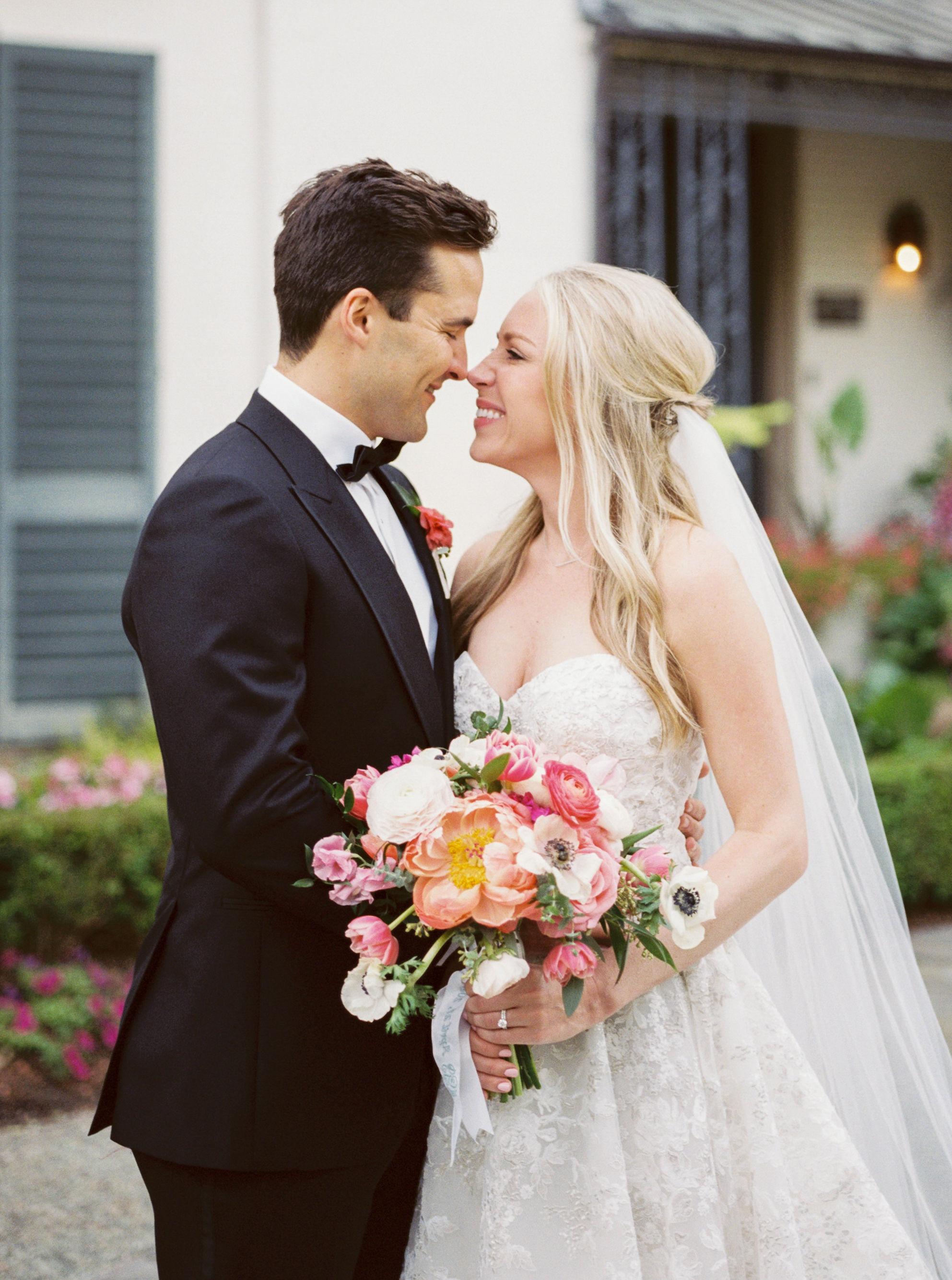 - Spring Outdoor Wedding -